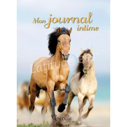 Mon journal intime Editions Grenouille