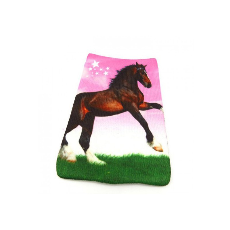 Housse pour t l phone portable cheval passion for Housse telephone