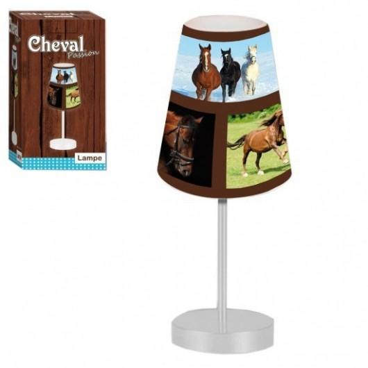 Lampe chevaux cheval passion for Lampe de chevet cheval