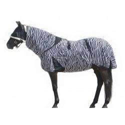 Chemise intégrale anti-dermite cheval Zebra Waldhausen
