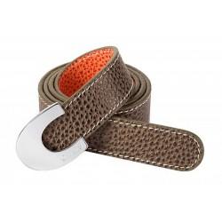 CEINTURE cuir / réversible     CAVALLO  (P/E12)
