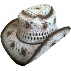 CHAPEAU DE PAILLE  COUNTRY
