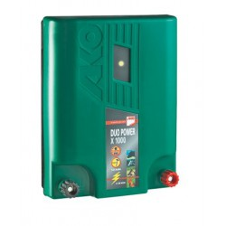 "ELEC/S DUO POWER ""2 EN 1"" 220V/BATTERIE CAVALLO X1  AKO"