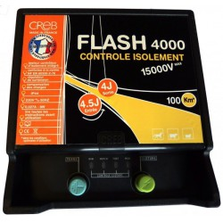 ELECT/S FLASH 4000 LGE APPAREIL PRO