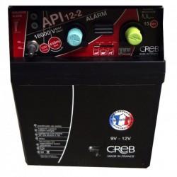 ELECT/P API-12-2-AL- LGE  ( petit boitier-alarme )