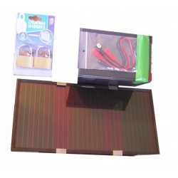 KIT SOLAIRE AP9 SOLPRO (complet+antivol  )LGE