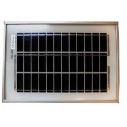 CAPTEUR SOLAIRE 4 W (panneau+fix rapide)LGE
