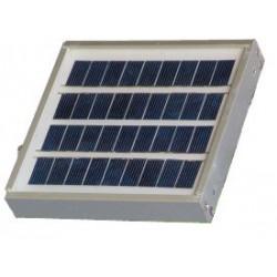 CAPTEUR SOLAIRE 2 W (panneau+fix rapide)LGE