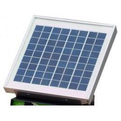 CAPTEUR SOLAIRE 6 W (panneau+fix rapide)LGE
