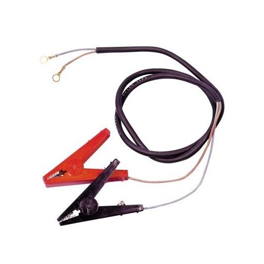 CABLE DE CONNEXION 12 VOLT  (batterie appareil à Pile )