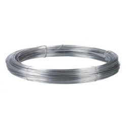 FIL METALLIQUE GALVANISE 1.8MM X250M GL AKO(couronne 5 kg )