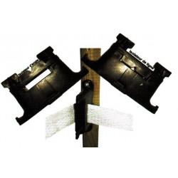 ISOLATEURS RBCH RUBAN 40  A FIXER X 25 LGE (retendre)