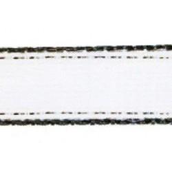 RUBAN 20 MM TOP RMD (inox + cuivre  ) 200M BLANC LGE