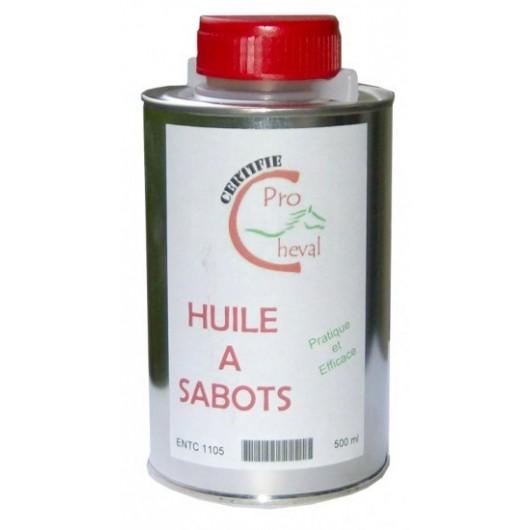 HUILE A SABOTS Flacon  500 ml PROCHEVAL