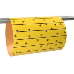 FEUILLES ATTRAPE-MOUCHES (595 mm X 300 mm) 6pièces