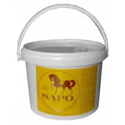 SAPO seau de 4  litres (crème nutritive pour cuirs de sellerie)