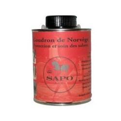 GOUDRON DE NORVEGE 500 ML AVEC PINCEAU SAPO
