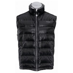 "GILET S/MANCHE HOMME ""LARINO"" PIKEUR (h12/13)"