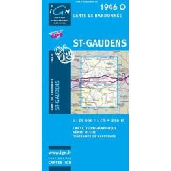 L/CARTE 1946O  ST GAUDENS