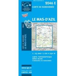 L/CARTE 2046E  LE MAS D'AZIL