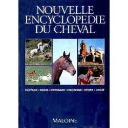 La nouvelle encyclopédie du cheval P Thein Editions Maloine