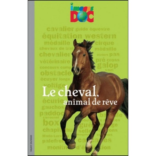 L/CHEVAL ANIMAL DE REVE (centurion jeunesse )