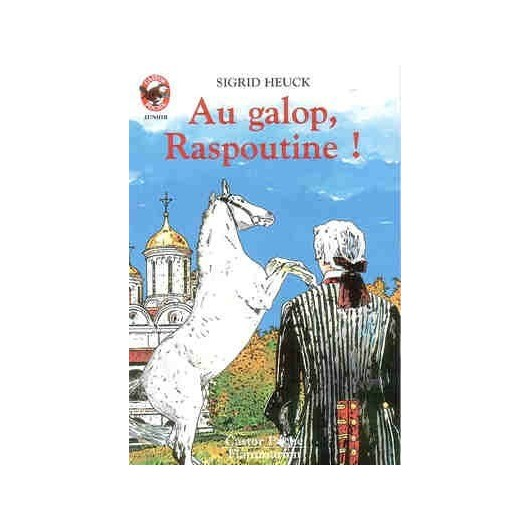L/CASTOR POCHE-AU GALOP RASPOUTINE (558)
