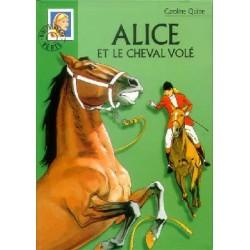 L/ALICE ET LE CHEVAL VOLE (bibli verte 476)
