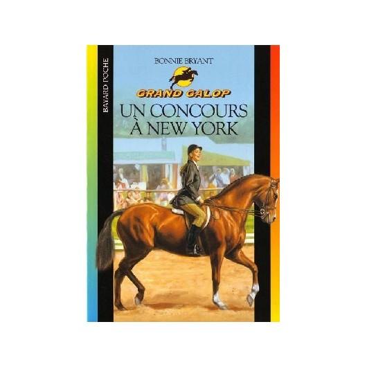L/GRAND GALOP 611 -CONCOURS A NEW-YORK (bayard poche)