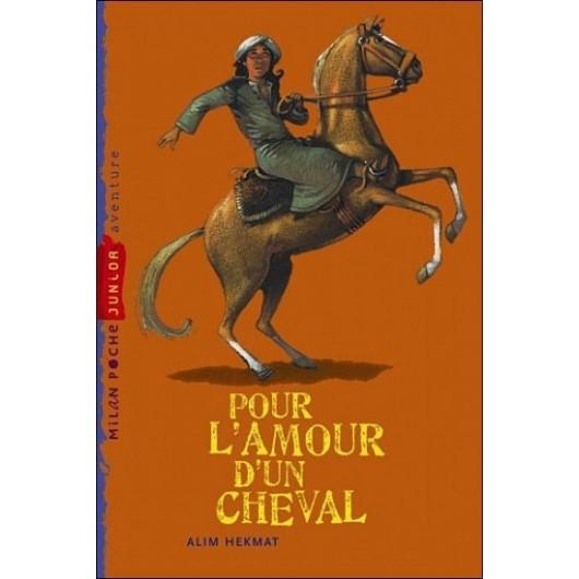 L/POUR L'AMOUR D'UN CHEVAL(milan poche)