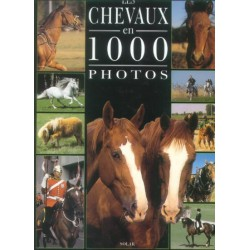 L/CHEVAUX EN 1000 PHOTOS(solar)
