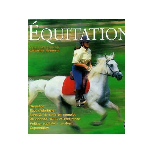 Equitation Catherine Potdevin Editions du Chêne