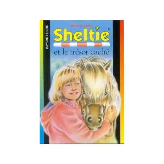 L/SHELTIE 402 ET LE TRESOR CACHE (SOS animaux bayard poche)