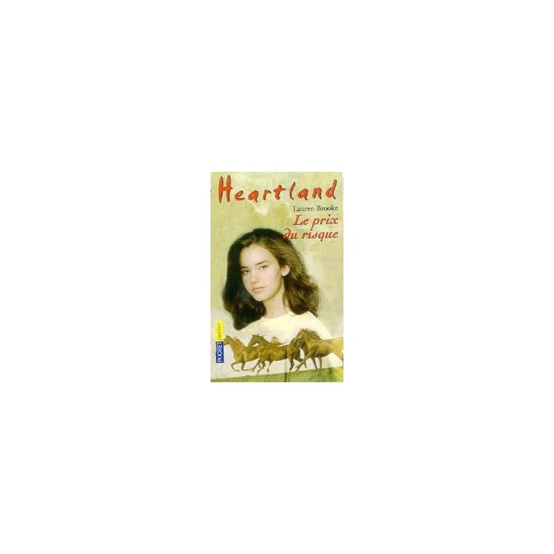 L/HEARTLAND  4-PRIX DU RISQUE-pocket junior j692