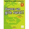 L/OUVREZ UN GITE RURAL  2ème édition (editions d'organisation)