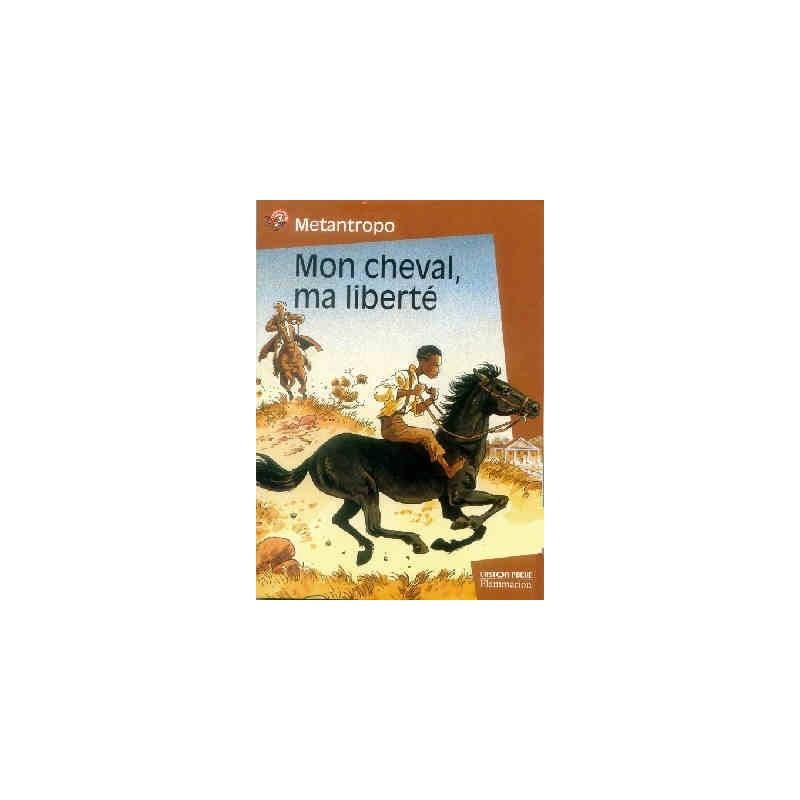 L/CASTOR POCHE-MON CHEVAL MA LIBERTE (819)
