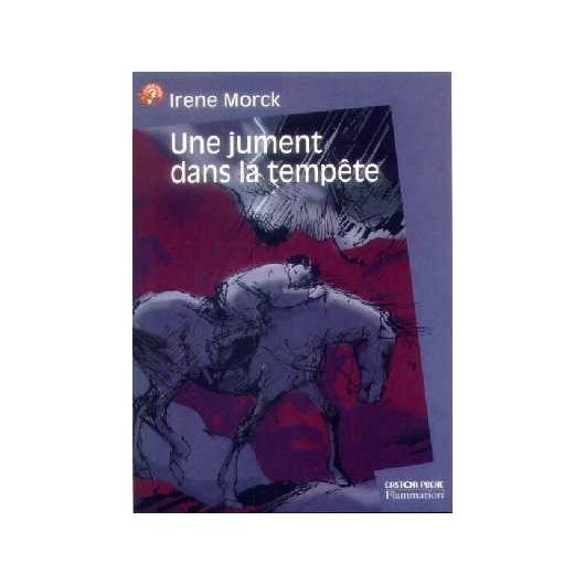 L/CASTOR POCHE-JUMENT DANS LA TEMPETE (692)