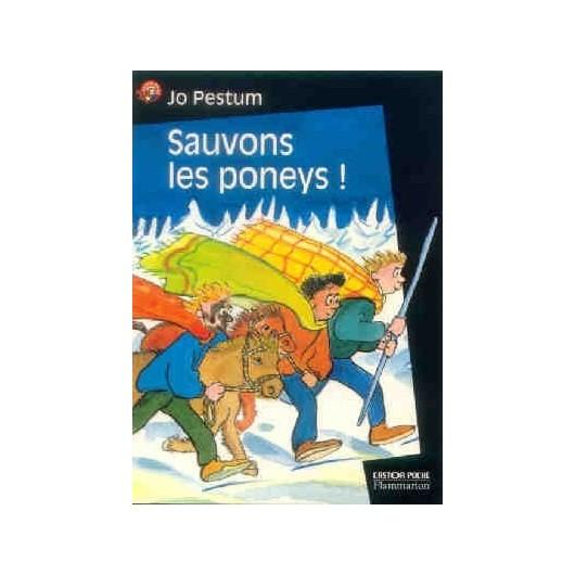 L/CASTOR POCHE-SAUVONS LES PONEYS ! (724 )