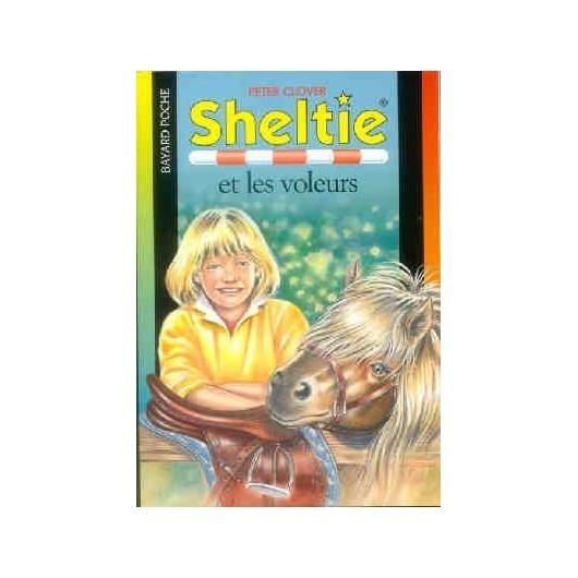L/SHELTIE 409 ET LES VOLEURS (SOS animaux bayard poche )