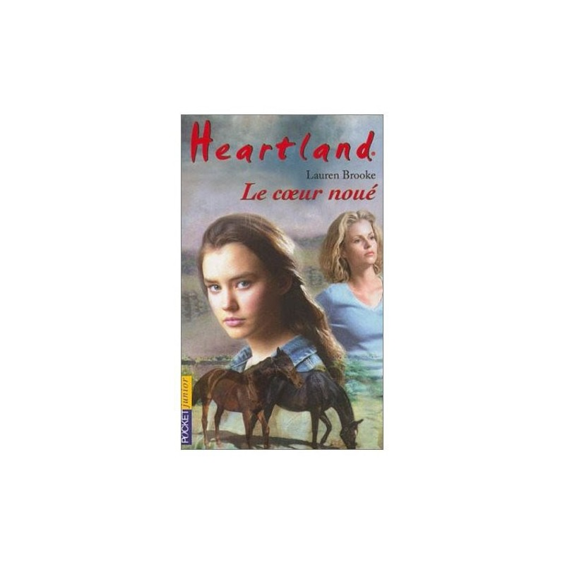 L/HEARTLAND  8-COEUR NOUE- pocket junior N° 806