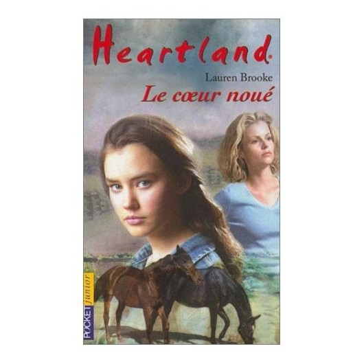 L/HEARTLAND  8-COEUR NOUE- pocket junior N° 806
