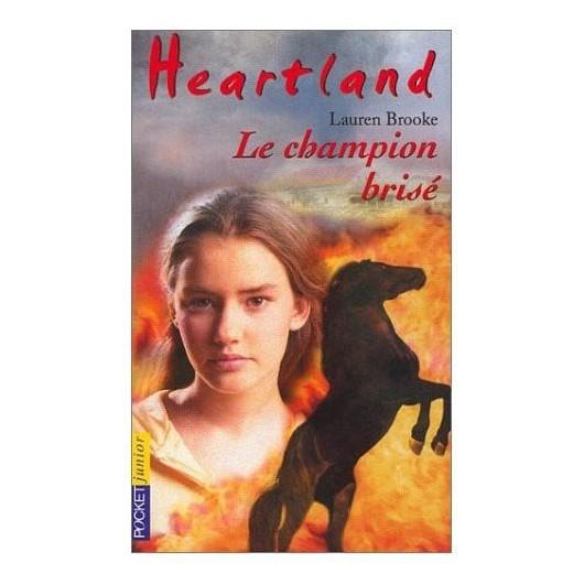 L/HEARTLAND  7-CHAMPION BRISE -pocket junior j783