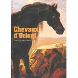 L/CHEVAUX D'ORIENT (galiimard)