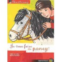 L/CLARA ET LES PONEYS 1 -JE VEUX FAIRE DU PONEY (castor poche)