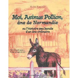 L/MOI ASINUS POLLION ANE DE NORMANDIE(belin)