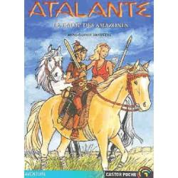 L/CASTOR POCHE-ATLANTE LE GALOP DES AMAZONES (918 )