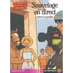 L/CASTOR POCHE-SAUVETAGE EN DIRECT (957 )