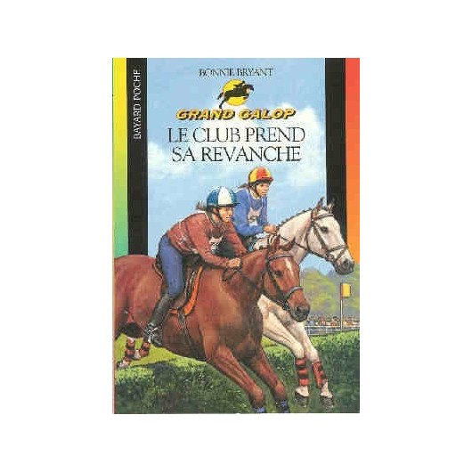 L/GRAND GALOP 662 -CLUB PREND SA REVANCHE(bayard poche)