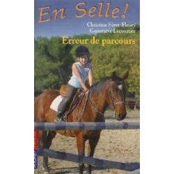 L/EN SELLE T9 -ERREUR DE PARCOURS (pocket jeunesse )