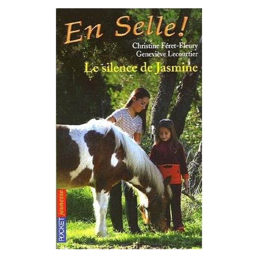 L/EN SELLE T10-LE SILENCE DE JASMINE (pocket jeunesse )